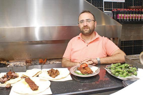 Gaziantep'te lezzet durağı: Ciğerci Hüseyin